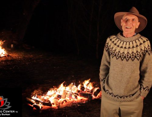 """Tolly Talks by the Fire – """"Our challenges are gifts"""""""