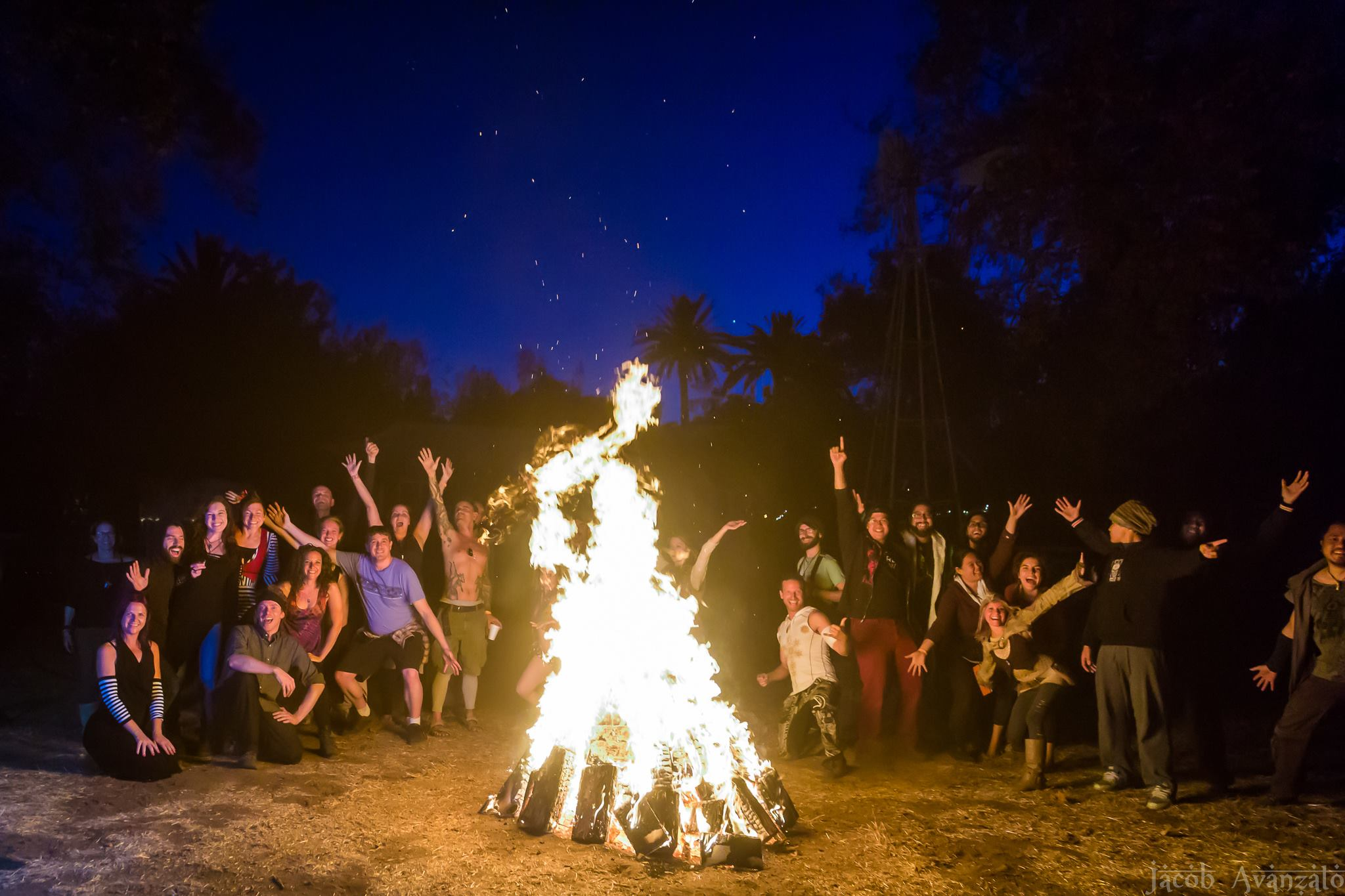 The Firewalking Center Pyrotrainia The Fire Dancer's Empowerment Retreat