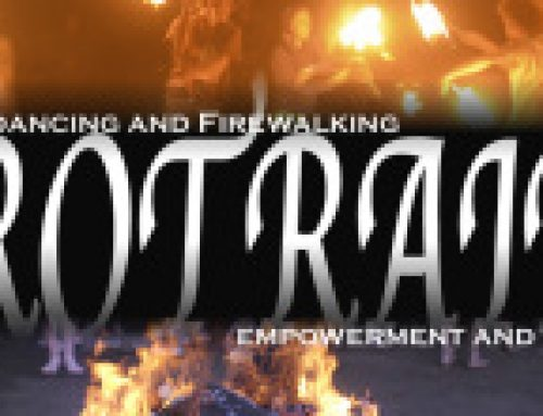 "The 9th Annual Fire Dancer Empowerment Intensive  ""Pyrotrainia 2016"""