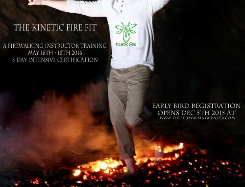 How Becoming a Firewalking Instructor Changed My Life
