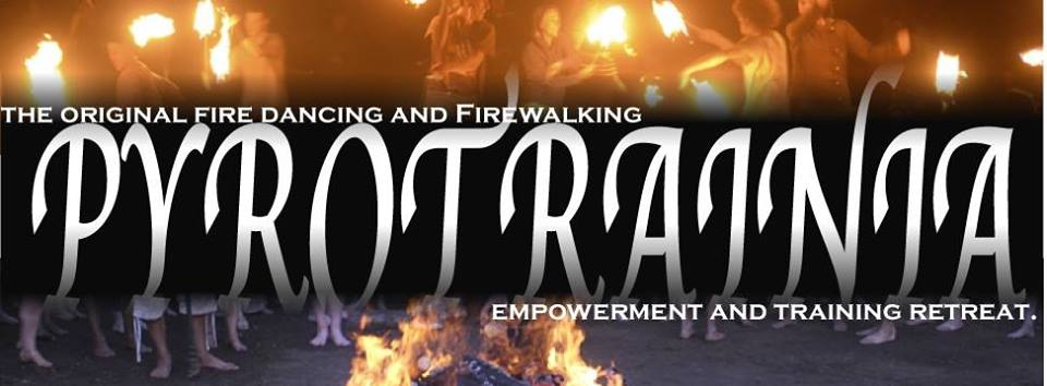 Pytrotrania The Firewalking Center Home of Tolly Burkan Kevin Axtell Steve Consalvez